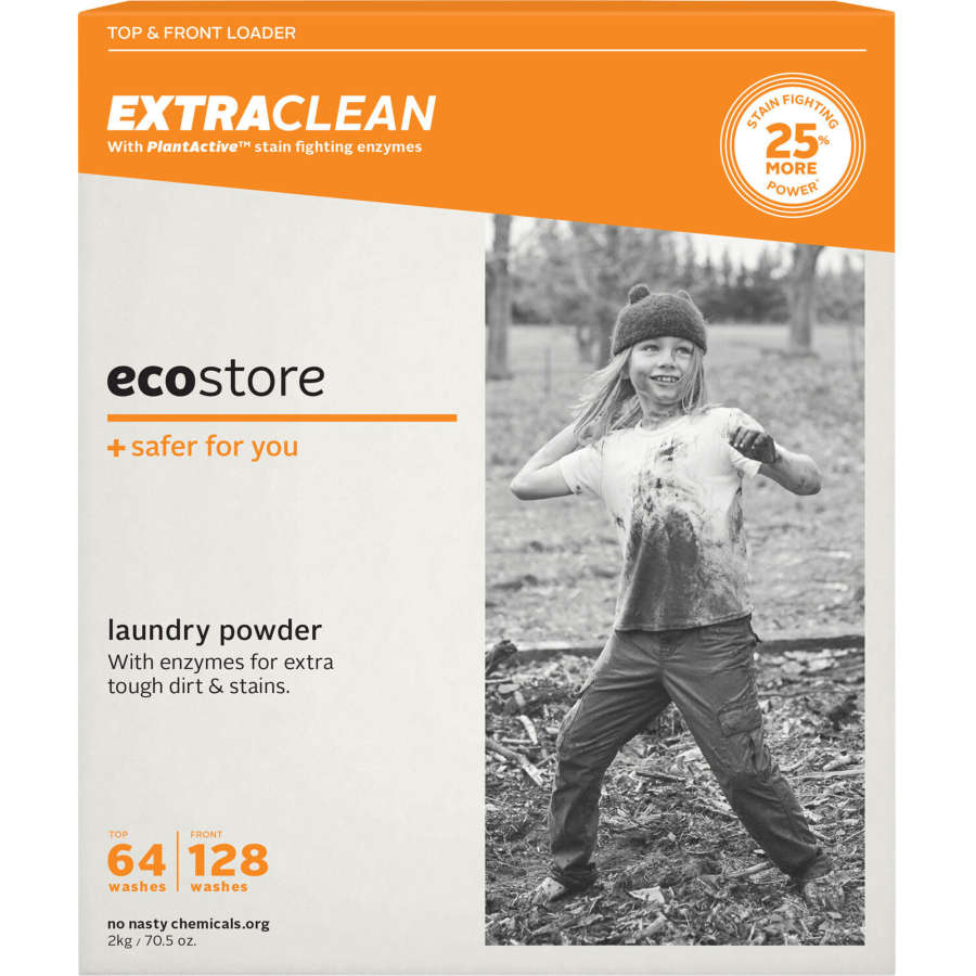 Ecostore Extra Clean Laundry Powder Lemon 2kg - buy online at countdown.co.nz
