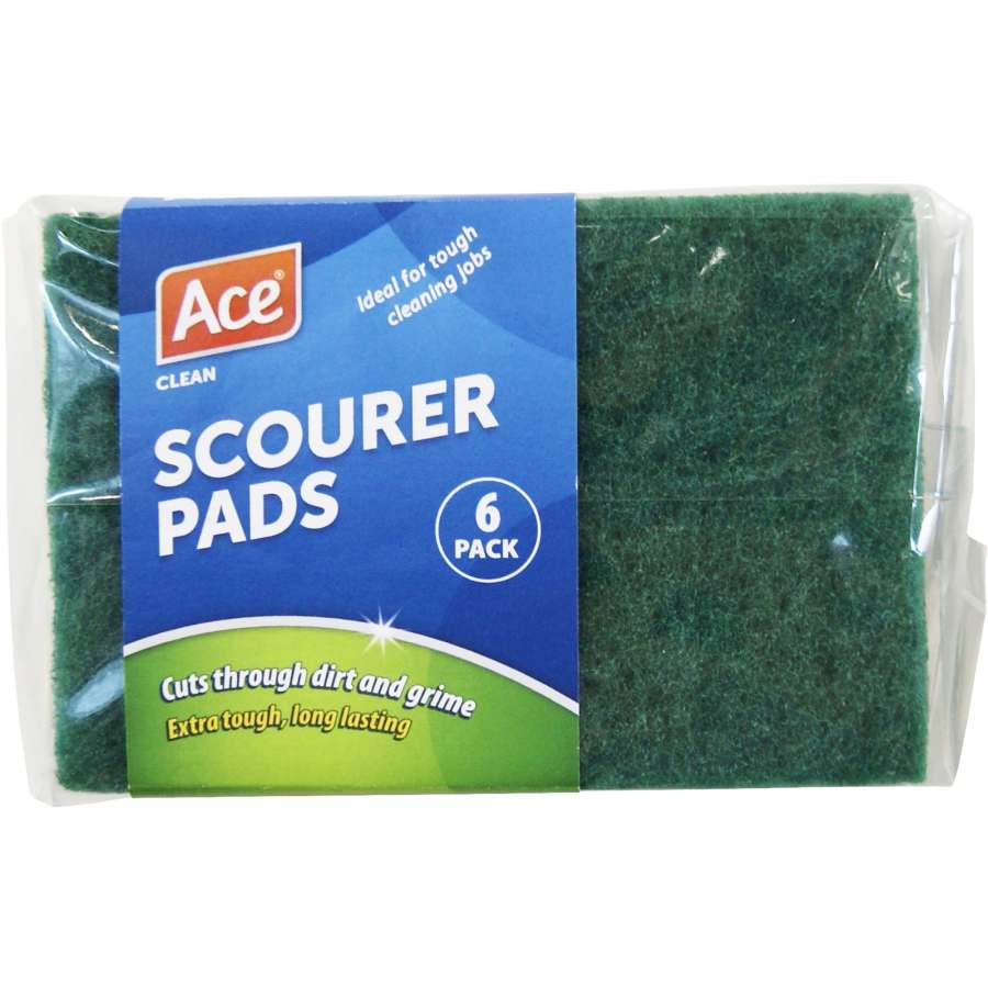 Ace Scourer 6pk - buy online at countdown.co.nz