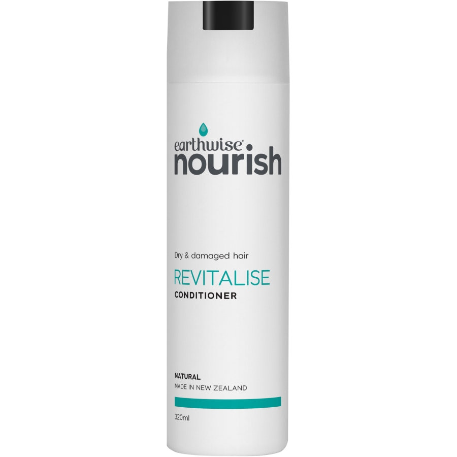 Earthwise Nourish Conditioner Dry & Damaged 320ml - buy online at countdown.co.nz