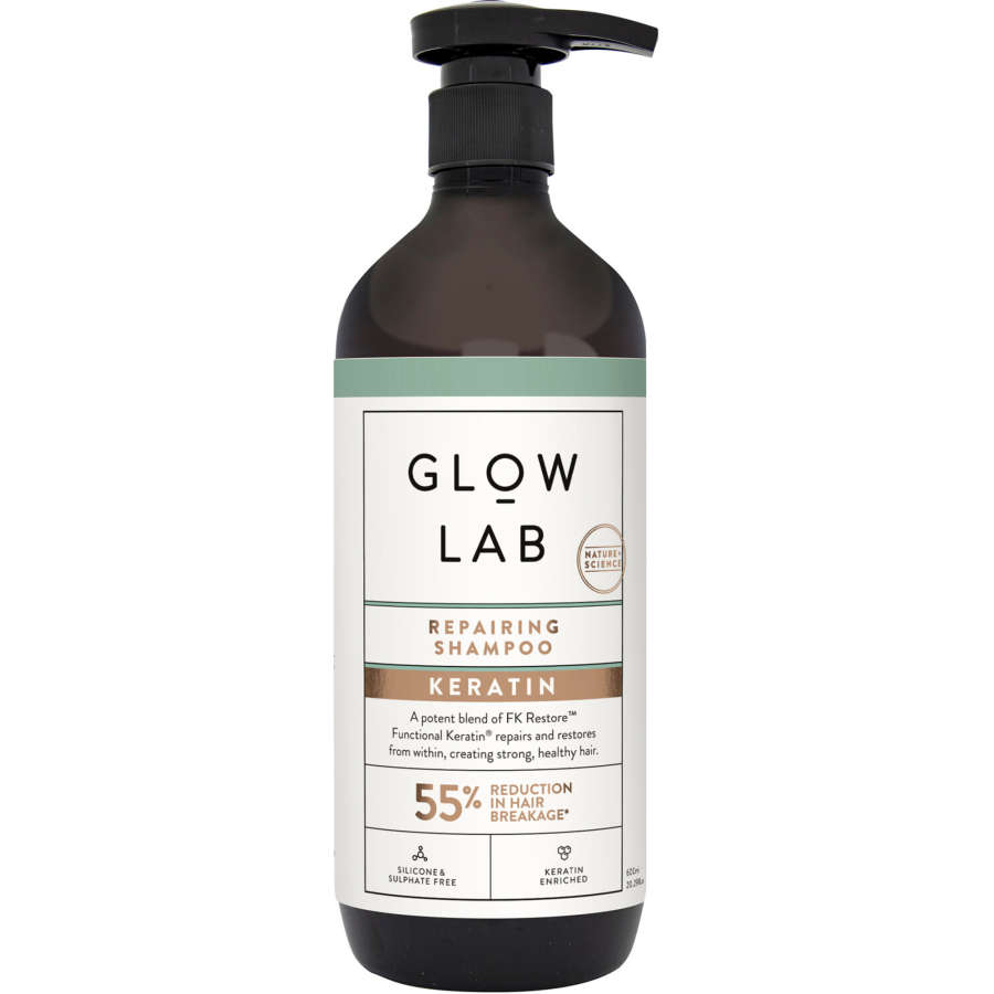 Glow Lab Shampoo Repairing 600ml - buy online at countdown.co.nz