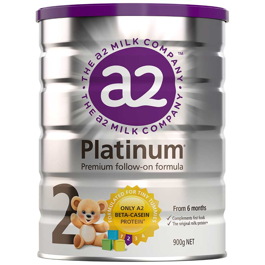 A2 Platinum Premium Follow On From 6 Months Stage 2 Formula 900g - buy online at countdown.co.nz
