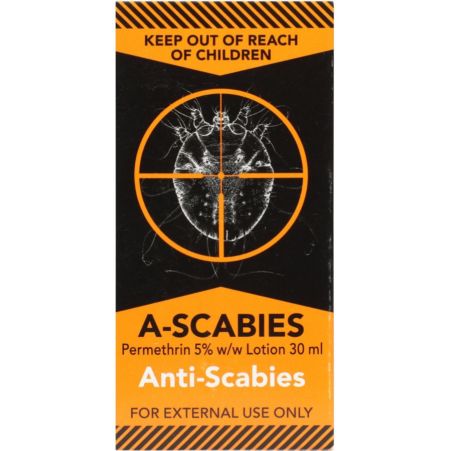 A Scabies Treatment Lotion, 30ml